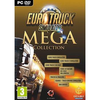PC Euro Truck Simulator (Mega Collection) Steam Key kopen