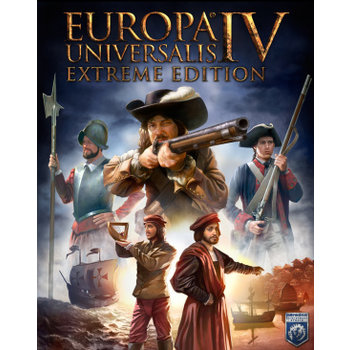 PC Europa Universalis IV (Digital Extreme Edition) Steam Key kopen