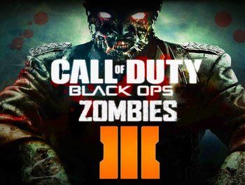 Black ops 3 Zombies mode