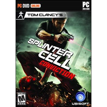 PC Splinter Cell Conviction Uplay Download