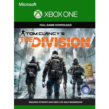 Xbox One The Division Digital Download Code