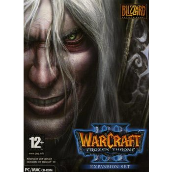 PC Warcraft 3 The Frozen Throne Battle.net download Key
