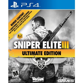 PS4 Sniper Elite 3 Ultimate Edition kopen