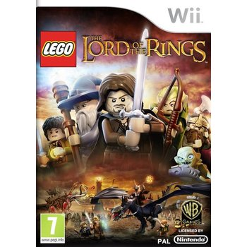 Wii LEGO Lord of the Rings kopen