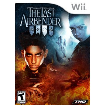 Wii The Last Airbender