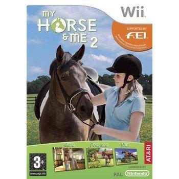 Wii My Horse & Me 2 kopen