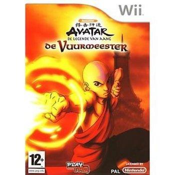 Wii Avatar de Legende van Aang de Vuurmeester