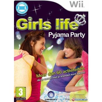 Wii Girls Life Pyjama Party