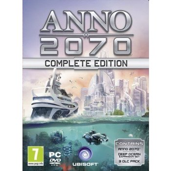 PC Anno 2070 (Complete Edition) Uplay Download