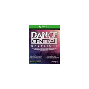 Xbox One Dance Central Spotlight Digital Download Code