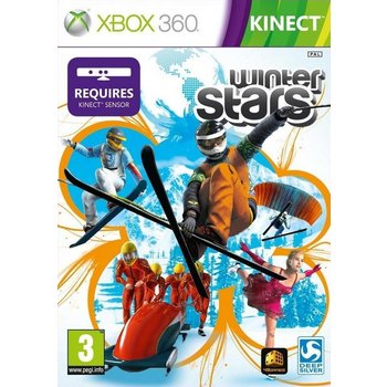 Xbox 360 Winter Stars Kinect