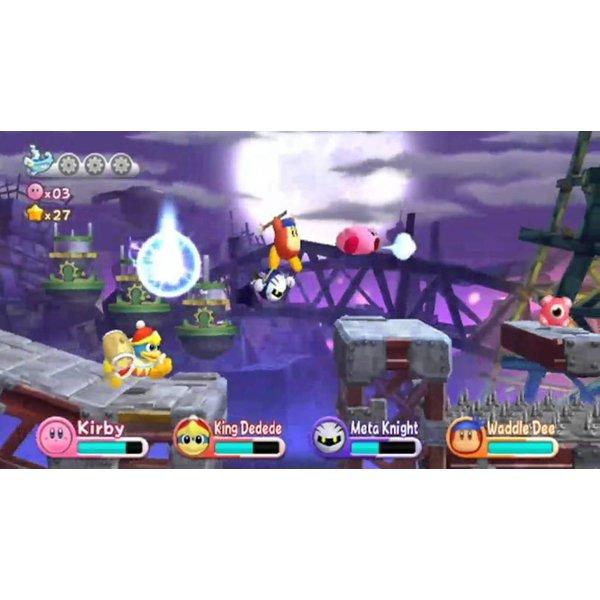 Wii Used: Kirby's Adventure