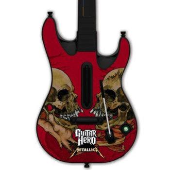 PS3 Guitar Hero Metallica Bundle