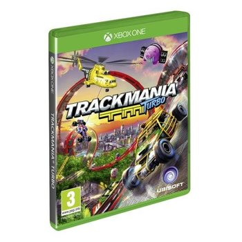 Xbox One Trackmania Turbo kopen