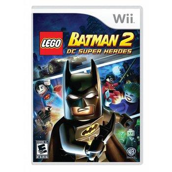 Wii LEGO Batman 2: DC Superheroes