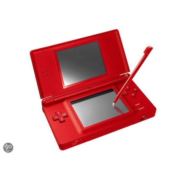 DS Used: Nintendo DS Lite Rood