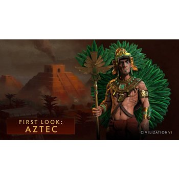 PC Civilization 6 - Aztec Civilization Pack (DLC) Steam Key kopen