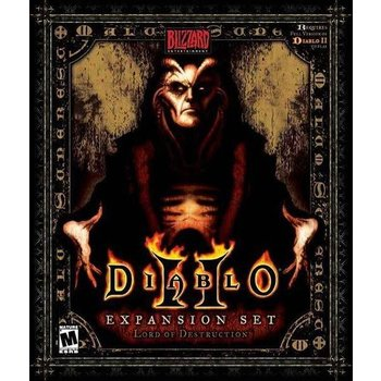 PC Diablo 2 Lord of Destruction Battle.net download Key