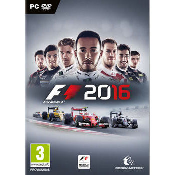 PC F1 2016 Steam Key
