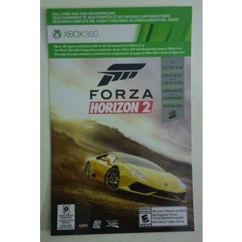 Xbox 360 Forza Horizon 2 Digital Download Code kopen