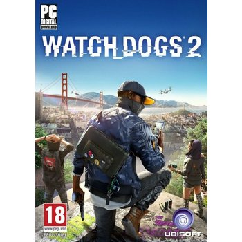 PC Watch Dogs 2 Uplay Download kopen