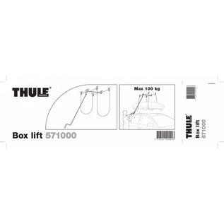 Thule Multi Lift 572 voorheen dakkofferlift 571