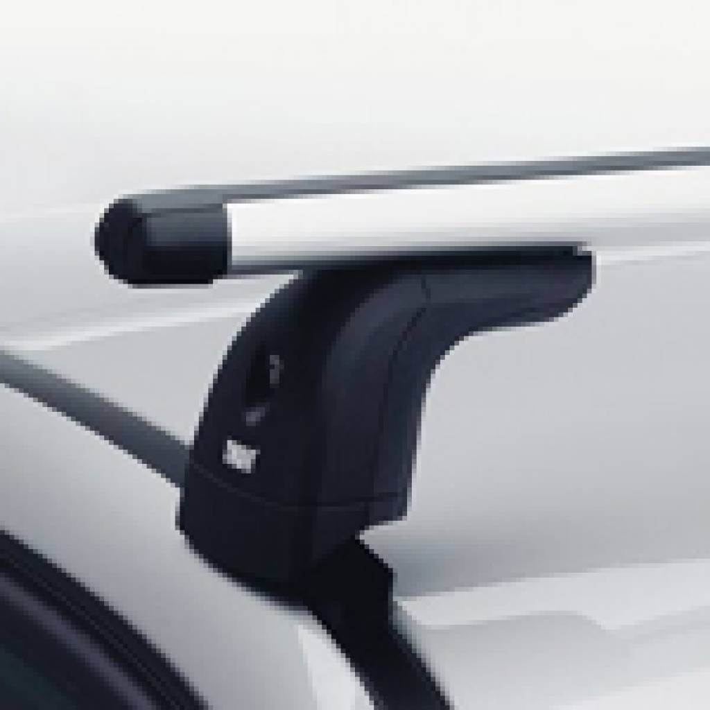 thule roof carrier for fixpoint or integrated roof rail sportiek nederland. Black Bedroom Furniture Sets. Home Design Ideas
