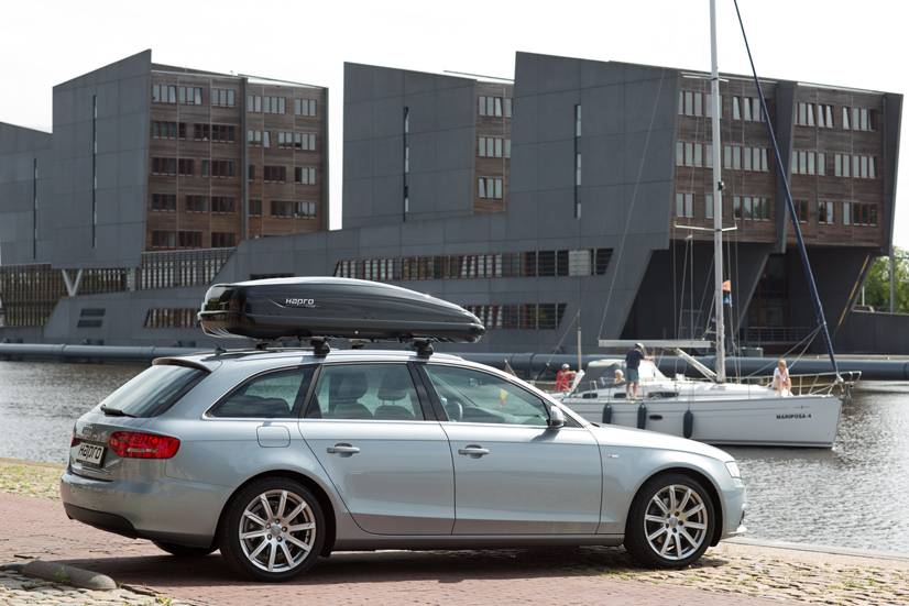 hapro roofbox traxer 5 6 va sportiek nederland. Black Bedroom Furniture Sets. Home Design Ideas