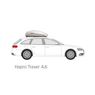 Hapro Dachbox Traxer 4.6 ab