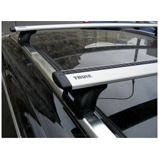Dachträger für BMW 1, 3, 5, 7, x1, x3, x5 mit Fixpoint