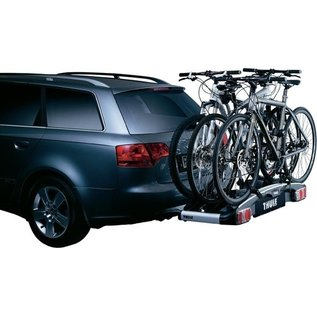 Thule Bicycle carrier EuroClassic G6 led 929 expandable to 4 bikes