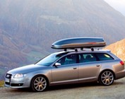 Roof boxes, Skiboxes
