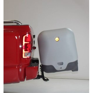 Towbox Towbox V2 trekhaak bagagebox