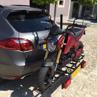 Hakr Motor- Scooter Träger