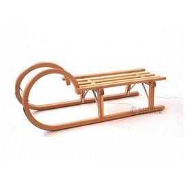 Holz-Schlitten Horn