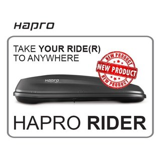 Hapro Dachbox Reiter 6.4