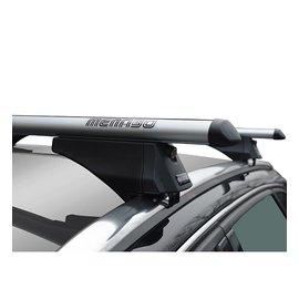 Menabo (M Plus) Dachgepäckträger Tiger Auto mit geschlossenen Dachreling