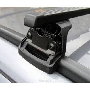 Thule Dachträger für Fixpoint oder integrierte Dachreling
