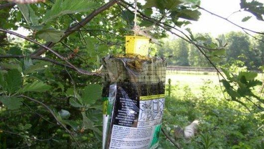 Vliegenzak - ideaal voor in de stal of tuin