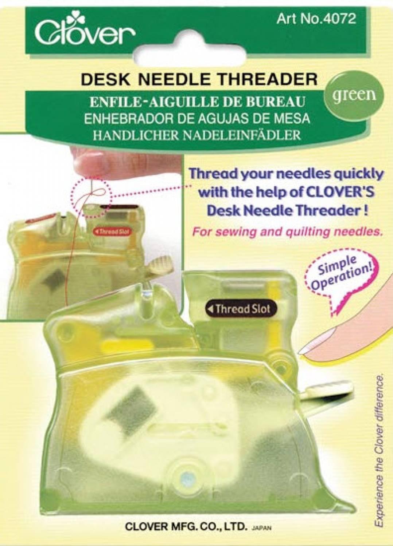 Clover Desk Needle Threader Review Desk Design Ideas