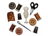 Dress It Up Dress It Up Buttons Sewing Room / Naaikamer