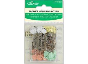 Clover Flowerhead Pins