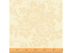 Windham Fabrics Mary's Blenders Tan / Off White