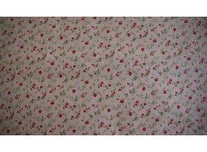 Sevenberry Lichte ondergrond met kleine roosjes