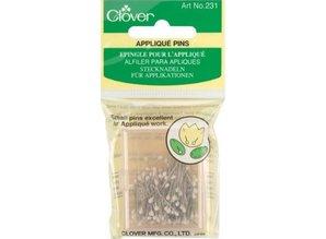 Clover Clover Appliqué Pins