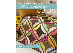Urban Country Quilts - 15 projects for the Home