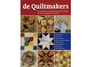 The Quiltmakers - eight workshops from the very best
