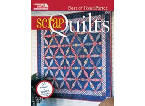 Scrap Quilts - Best of Fons&Porter