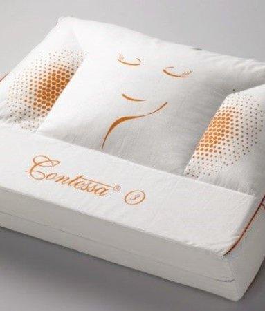 Hoofdkussen Comfortklasse 3 Medium Soft
