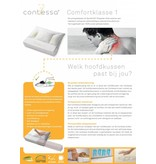 Hoofdkussen Comfortklasse 6 Extra Firm